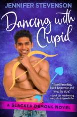 Dancing With Cupid by Jennifer Stevenson