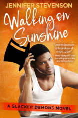 Walking on Sunshine by Jennifer Stevenson